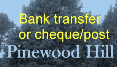 Bank or cheque and post
